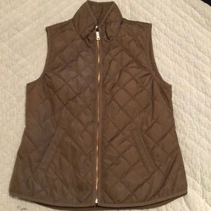 Old Navy Green Vest - M